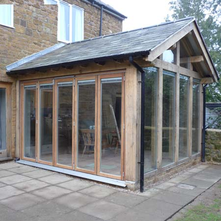 Extensions etc home for Wooden garden rooms extensions